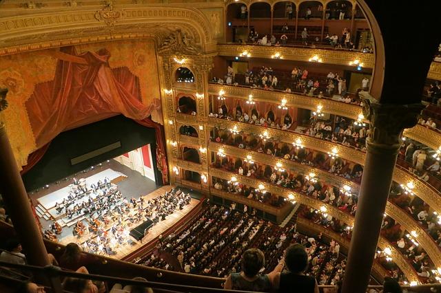 koncert orchestru