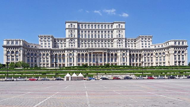 parlament palác