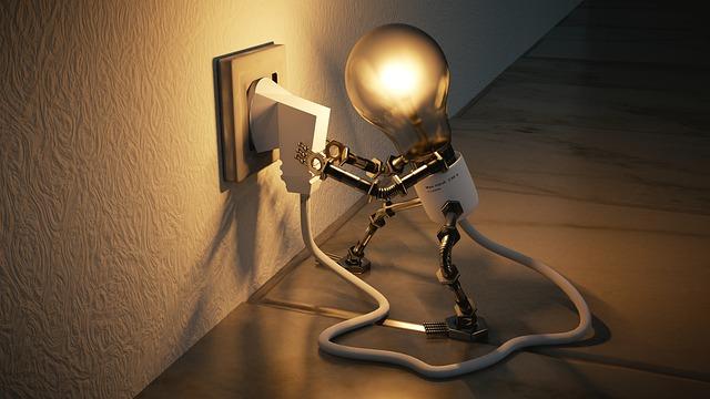 žárovka s končetinami