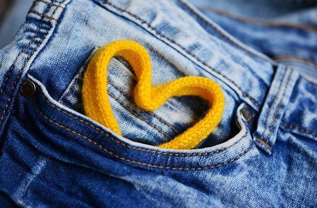 srdce v kapse